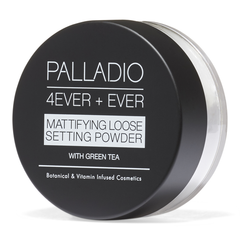 Palladio 4ever + Ever Mattifying Loose Setting Powder Translucent