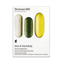 Perricone MD Supplements Skin + Total Body 30 Day