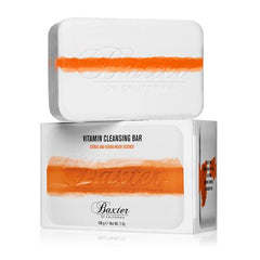 Baxter of California Vitamin Cleansing Bar Citrus + Herbal Musk 7 oz