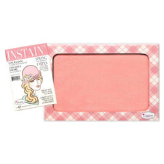 The Balm Instain Powder Blush Argyle (Petal Pink)