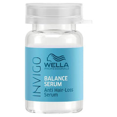 Wella Invigo Balance Anti Hair Loss Serum 8 X 6ml