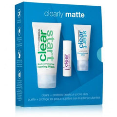 Dermalogica Clear Start Clearly Matte 3 Piece Kit