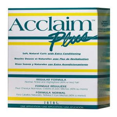 ACCLAIM PLUS PERM REGULAR