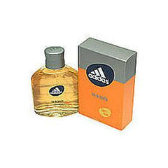 ADIDAS SPORT FEVER MEN`S EDT SPRAY 3.4 OZ