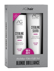 AG Hair Blonde Brilliance Holiday Duo