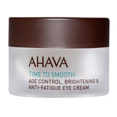 Ahava Age Control Brightening + Anti-Fatigue Eye Cream .5 Oz