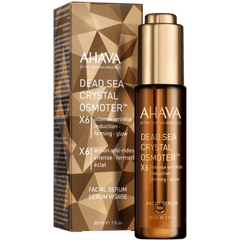 Ahava Dead Sea Crystal Osmoter X6 Facial Serum 1 Oz