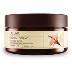 AHAVA RICH BODY BUTTER-HIBISCUS AND FIG 8 OZ
