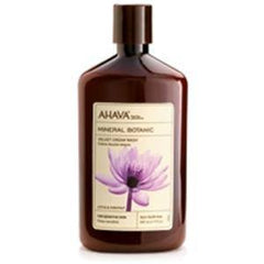 AHAVA VELVET WASH-LOTUS AND CHESTNUT 17 OZ