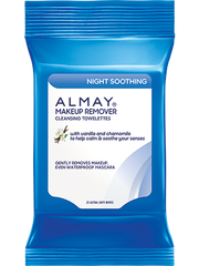 Almay Night Soothing Cleansing Towelettes 25 Count