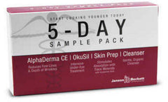 ALPHA DERMA SYSTEM 5-DAY SAMPLE PACK
