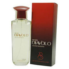 ANTONIO BANDERAS DIAVOLO MEN`S EDT SPRAY 3.4 OZ