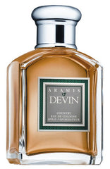 ARAMIS DEVIN COUNTRY MEN`S EAU DE TOILETTE SPRAY 3.4 OZ