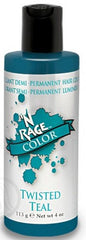 ARDELL N RAGE COLOR TWISTED TEAL 4 OZ.