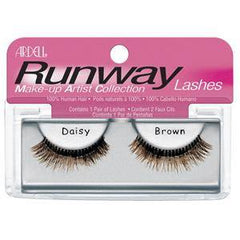 ARDELL RUNWAY EYE LASH DAISY BROWN