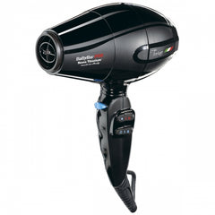 Babyliss Pro Hair Dryer Nano Titanium Torino Black