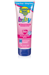 BANANA BOAT BABY SUNBLOCK LOTION SPF50 8 OZ