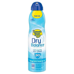 Banana Boat Dry Balance Spray SPF30 6.0 Oz