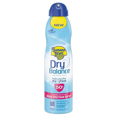 Banana Boat Dry Balance Spray SPF50+ 6.0 Oz