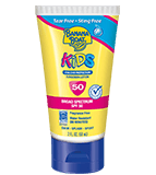 BANANA BOAT KIDS SUN LOTION SPF 50 8 OZ