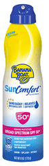 Banana Boat SunComfort SPF 50+ Continuous Spray 6 oz