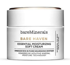 Bare Escentuals Skinsorials: Bare Haven Essential Moisturizing Soft Cream