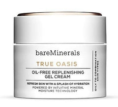 Bare Escentuals Skinsorials: True Oasis Oil-Free Replenishing Cream