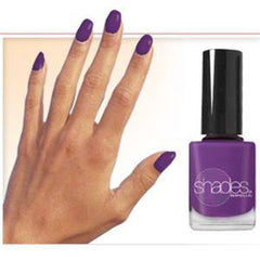 BARIELLE NAIL POLISH #5069 GRAPE ESCAPE .5 OZ
