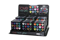 BEAUTY TREATS LOVE HEART GLITTER KIT