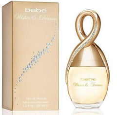 BEBE WISHES AND DREAMS WOMEN`S EAU DE PARFUM SPRAY 3.4 OZ