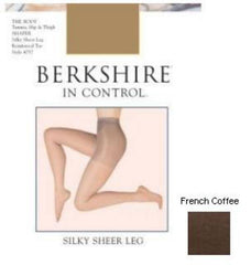 BERKSHIRE STYLE 4757 FRENCH COFFEE 3-4