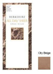 BERKSHIRE STYLE 6354 CITY BEIGE KNEE/HIGH