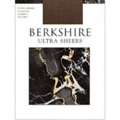 BERKSHIRE ULTRA SHEER CONTROL TOP FRENCH COFFEE 1