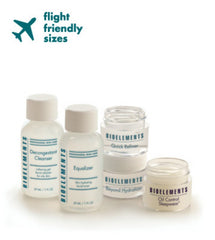 BIOELEMENTS TRAVEL LIGHT KIT FOR OILY VERY OILY SKIN