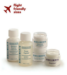 BIOELEMENTS TRAVEL LIGHT KIT FOR VERY DRY DRY SKIN