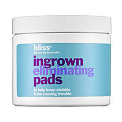 BLISS INGROWN ELIMINATOR PADS 4 OZ (50 PADS)