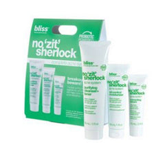 BLISS NO ZIT SHERLOCK ACNE KIT