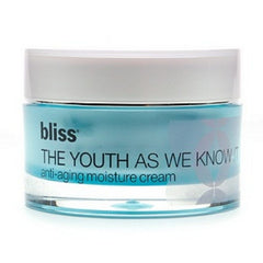 BLISS THE YOUTH AS WE KNOW IT MOISTURE CREAM 1.7 OZ