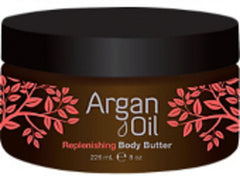 BODY DRENCH ARGAN OIL REPLENISHING BODY BUTTER 8 OZ