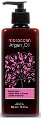 BODY DRENCH MOROCCAN ARGAN OIL BODY LOTION 16.9 OZ