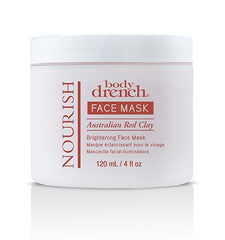 Body Drench Nourish Australian Red Clay Mask 4 Oz