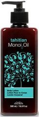 BODY DRENCH TAHITIAN MONOI OIL BODY LOTION 16.9 OZ