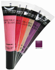 BODYOGRAPHY ELECTRIC LIP SLIDES BERRY-D ALIVE
