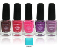 BODYOGRAPHY NAIL POLISH AIRY FAIRY-TEAL