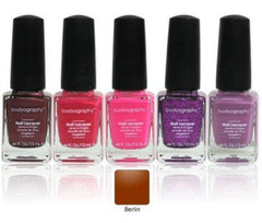 BODYOGRAPHY NAIL POLISH BERLIN-DEEP MULBERRY