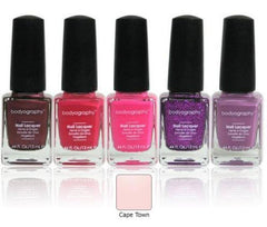 BODYOGRAPHY NAIL POLISH CAPE TOWN-IVORY