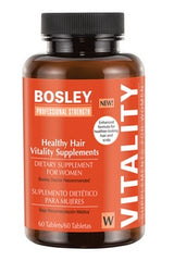Bosley Healthy Hair Supplement Woman 60 tablets