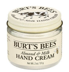 Burts Bees Almond And Milk Hand Cream 2 Oz