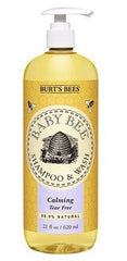 Burts Bees Baby Bee Calming Shampoo And Wash 21 Oz