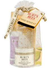 BURTS BEES HAND REPAIR KIT 4 PIECE